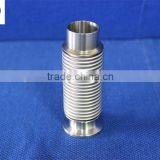 2015 high quality stainless steel flexible pipe bellows non-standard customized bellows assembly