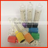 Ganda vacutainer vacuum test tube disposable for hospital use