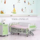 Three function electric children bed