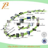 china alibaba top quality supplier processing cnc machine parts/Long selling high quality machine tool accessories