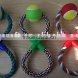 Pet supplier Hot Cotton Rope Pet Toy / High Quality Rope Dog Toy / Funny Dog Toy