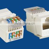 OWIRE female male rj45 to rj11 adapter keystone jack rj45 for network NE-120