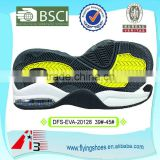 EVA rubber shoes sole for basketball shoes