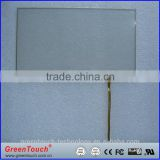 1.8mm Thickness 10.1 Inch 5 Wire Resistive Touch Screen can customize