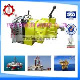durable air winch 0.5 /1 /2/3/5 /7 /8 /10 ton pneumatic winch approved by API/ CCS/BV/ISO/CE