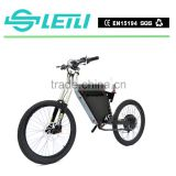 disc brake adult electric bike carbon road bike with suspension fork