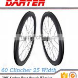 Wheel components 20-24H carbon tubular rims mtb bike lincher carbon wheels