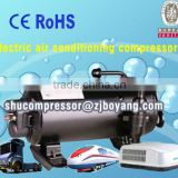 Aircrafts Army Crans sysm cooling Compressor for motor home roof mounted air conditioner auto a/c