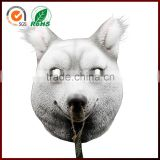 Unique Product Factory Supplier Huskie Moving Mouth horse head mask