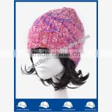 OEM CUSTOM LOGO Wholesale china manufacture winter warm women and men acrylic beanie hat and cap