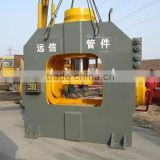 steel Tee fitting forming machine with good quality high speed;steel Tee forming machine