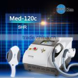Skin Rejuvenation Electrolysis Hair Removal Improve Flexibility Machine Shr Device Portable Ipl 560-1200nm