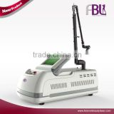 Protable Scanner Fractional 10W RF Tube Co2 Laser Vaginal 10600nm Tightening Beauty Equipment/Scanning Fractional CO2 Laser Machine Treat Telangiectasis