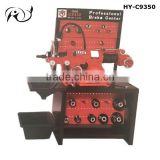 Car brake lathe machine for sale/brake disk lathe