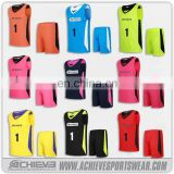 sublimated basketball team sports,basketball wears designer clothing basketball sportswear