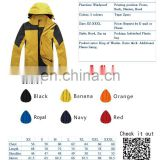 Hot sales New Custom Sporty Hiking Technical Jacket with different color style 3