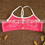 Womens Fitness Wear Yoga Bra Seamless Sexy Ladies Sports Bra