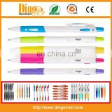 2015 New design cheap plastic ball pen