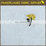 Onway Textile all kinds of pattern spandex jacquard fabric for fashion dress