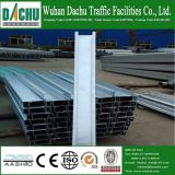 Galvanized Steel W-beam Crash Barrier Post