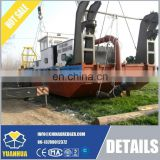 small sand dredger cutter suction dredger CSD200 Dredger for rent
