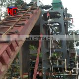 China 1-15m digging or dredging depth chain bucket excavator gold mining equipment dredger