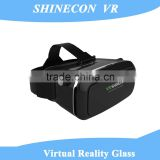 china alibaba New Version VR 3d Box, 3d glasses vr box, vr box 2.0,Environmental ABS Plastic box 2 vr for smartphones