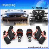 High Quality E39 angel eyes for car led angel eyes for bmw and angel eye projector headlights