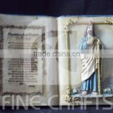 Holy Bible with Polyresin crafts