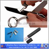 Carbide knife sharpener ground carbide for sharpening cutting tools