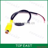 RCA female audio cable RCA female 0.15 meters cord plug power cord wire terminal