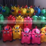 promotional pvc cayman inflatable /Hopper animals