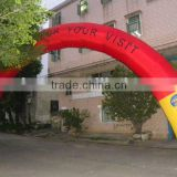 Attractive Advertising Inflatable Arch