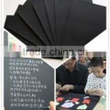 150gsm black drawing board, grade B black kraft paper roll