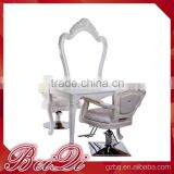 Beiqi 2016 Unique Antique Princess Style Beauty Barber Hair Salon Furniture A Set White Salon Mirror Station for Salon