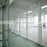 fire resistant large sliding glass doors