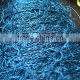 feather yarn for hand knitting 100% polyester