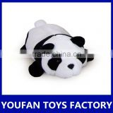 Manufacturer stuffed panda plush hug pillow