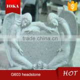 Heart Shaped Tombstone Angel Monuments and Headstones                                                                         Quality Choice