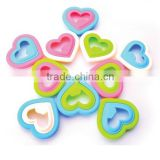 J294 love heart and newest design Chocolate mould