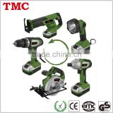5 in 1Professional Power Cordless Combo Kits