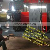 ALIBABA GOLDEN SUPPLIER Waste Tire Recycling Rubber Cracker Machine used tire crusher machine