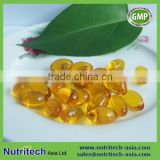 GMP Certified Natural/synthetic Vitamin E Capsules 400IU & 1000IU private label in bottles/blister