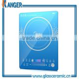 tempered glass cost per square foot induction cooker cover