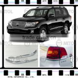 Tail Lamp Rim For Toyota Land Cruiser LC200 12-on Rear Light
