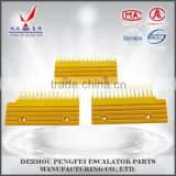 Hyundai Elevator comb plate , escalator step comb plate series for schindler escalator parts S55B013 H06