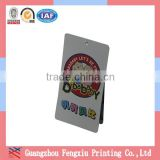 Fashion Design Art Paper Garment Hangtags