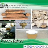 Paeonia Albiflora Extract 10% ~20% Paeoniflorin Lower blood sugar level