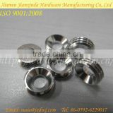 Aluminum Customized Screw, Double Sided Screw