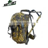Outdoor Waterproof Fishing Hunting Army Military Backpack with Folding Chair